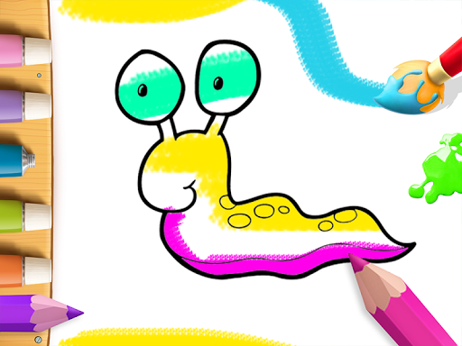 My First Coloring Book 1.0.2 screenshots 4