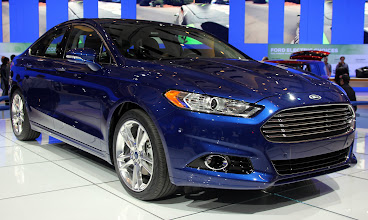 Photo: 2013 Ford Fusion.. sexy