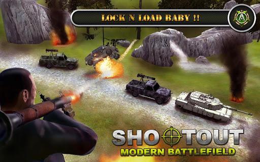 槍戰:現代戰場