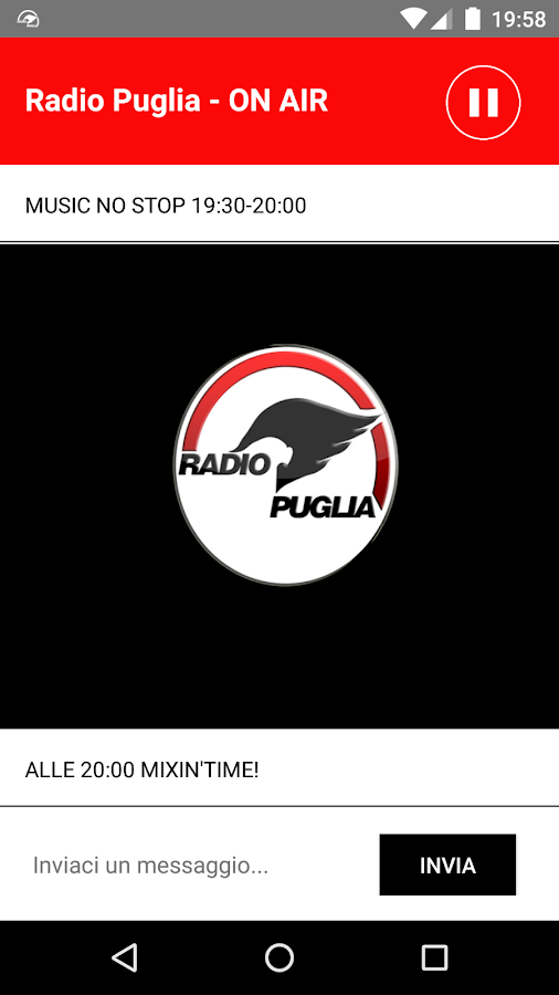 Radio Puglia- screenshot