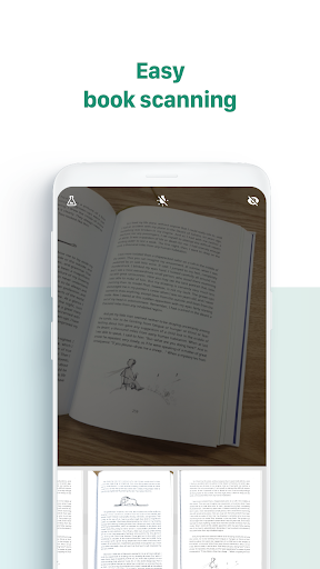 vFlat - Your mobile book scanner 0.1.80 screenshots 2