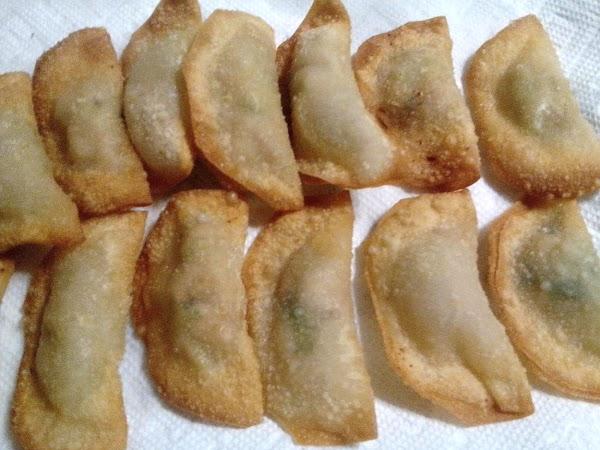 Deep Fried Gyoza Recipe