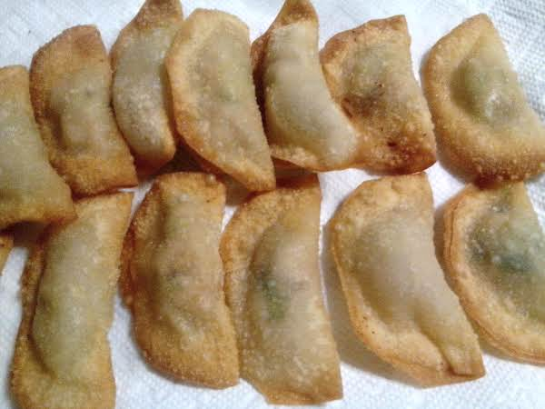 Deep Fried Gyoza Recipe