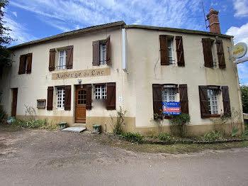 maison à Saint-Martin-du-Puy (58)