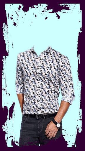 Man Shirt Fashion Suit