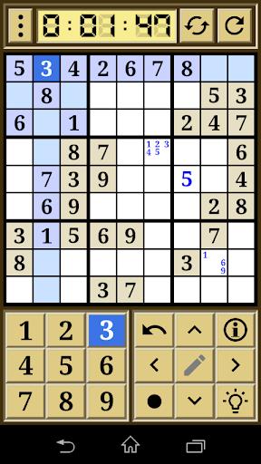 Classic Sudoku 10.7 screenshots 7