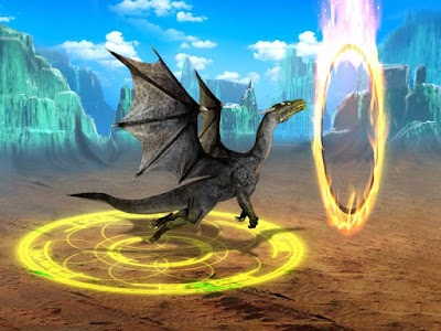 Dragon Mania 3D Avatar screenshot 0