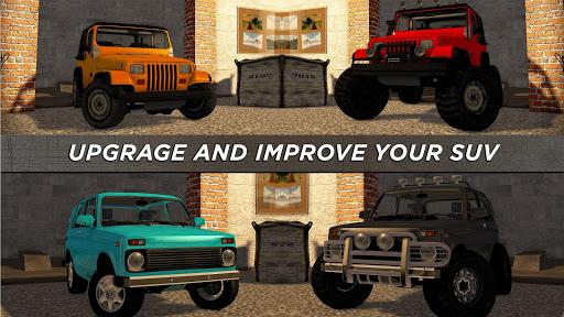4x4 Mania: SUV Racing apkslow screenshots 7