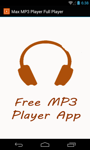 Max MP3 Player Full Player