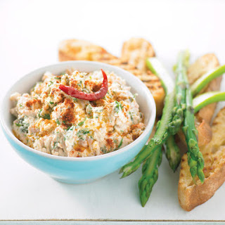 Tuna and Ricotta Dip