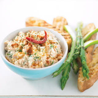 Tuna and Ricotta Dip.