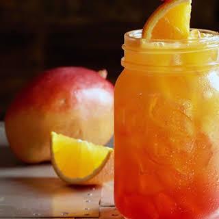 Mango Tequila Sunrise.