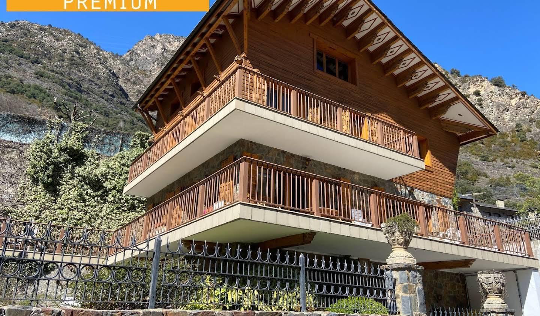 Maison avec terrasse Sant Julià de Lòria