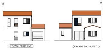 Terrain à bâtir 207 m2