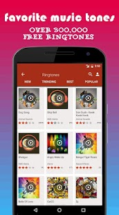 PHONEKY : Free Ringtones, HD & Live Wallpapers- screenshot thumbnail