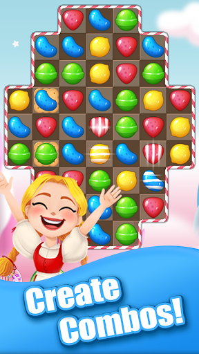 New Tasty Candy Bomb – #1 Free Candy Match 3 Game ss3