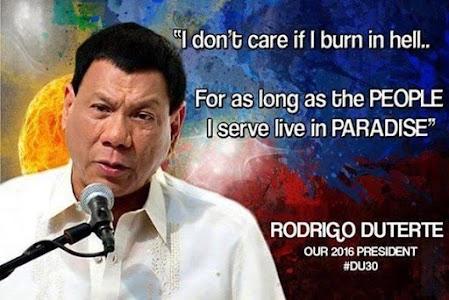 Duterte-Cayetano screenshot 1