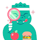 Foodzilla - Your Nutrition Assistant icon