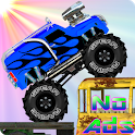 Monster Truck Junkyard NO ADS icon