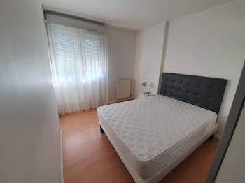 Appartement meublé 2 pièces 48 m2