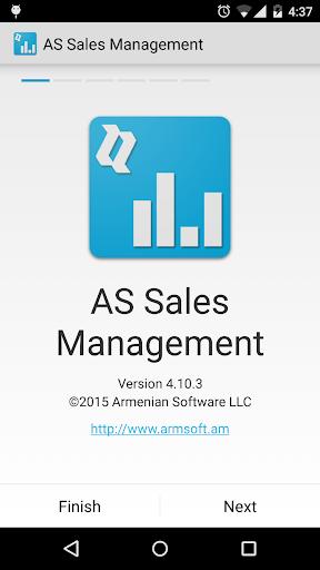 AS Sales Management