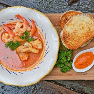 Bouillabaisse (Mediterranean Seafood Soup) | JC100 – Week 10