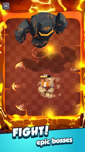 Code Triche Lunch Hero mod apk screenshots 1
