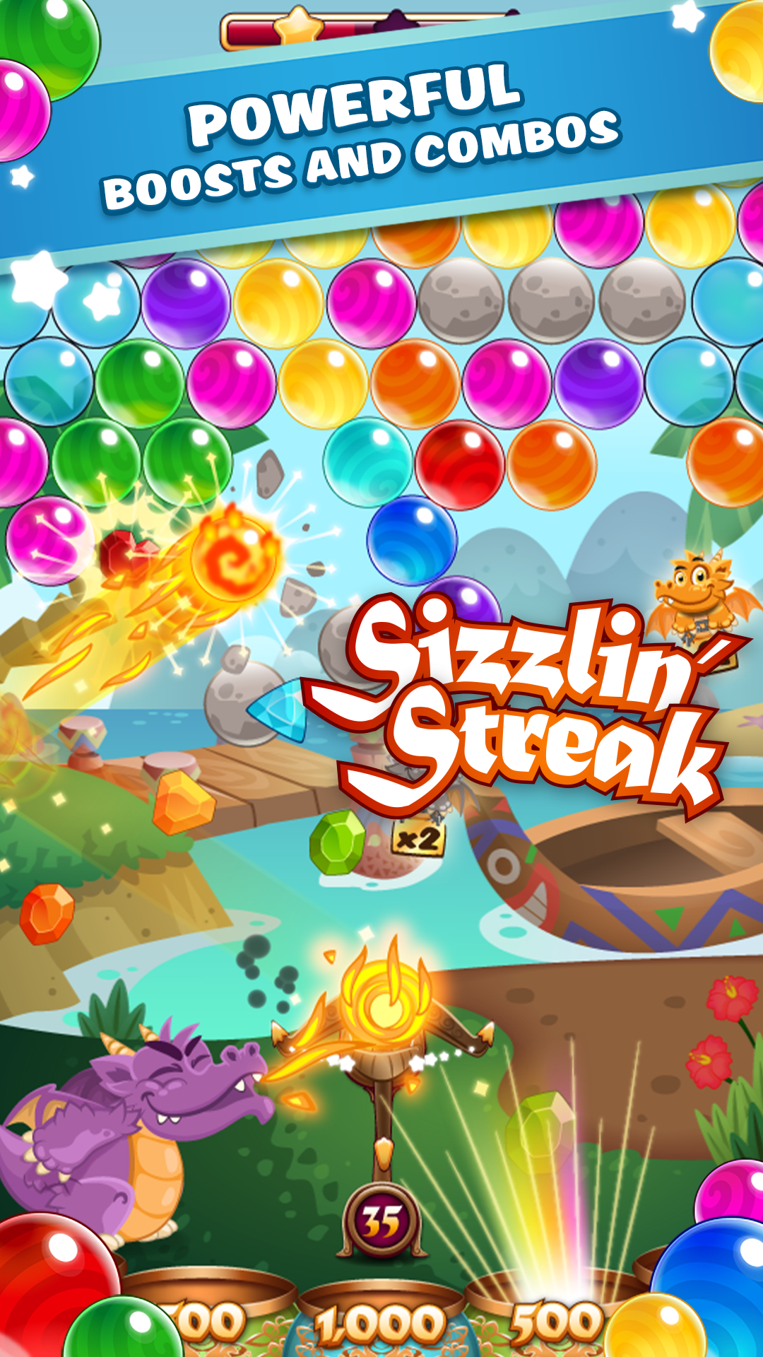 Bubble Blaze screenshot #3