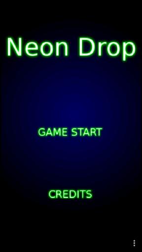 玩免費解謎APP|下載Neon Drop app不用錢|硬是要APP