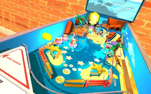 Summer Slam Pinball 3D Screenshot