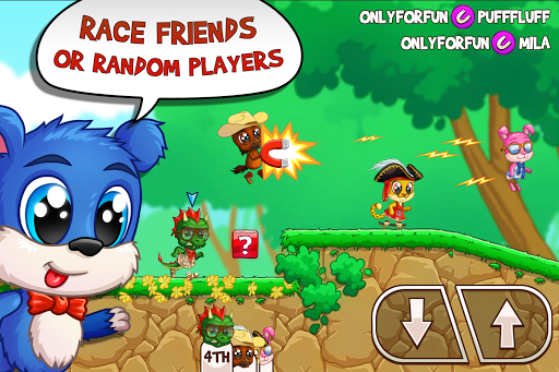 Fun Run 3: Arena - Multiplayer Running Game 2.8.5 Screenshots 1