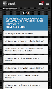 Wetrak- screenshot thumbnail