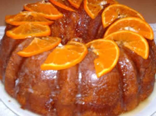 Orange  Harvey  Wallbanger  Vodka Cake Recipe