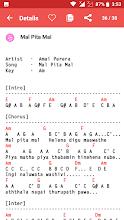Sinhala Notations and chords screenshot thumbnail