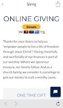 Live Free Church screenshot thumbnail