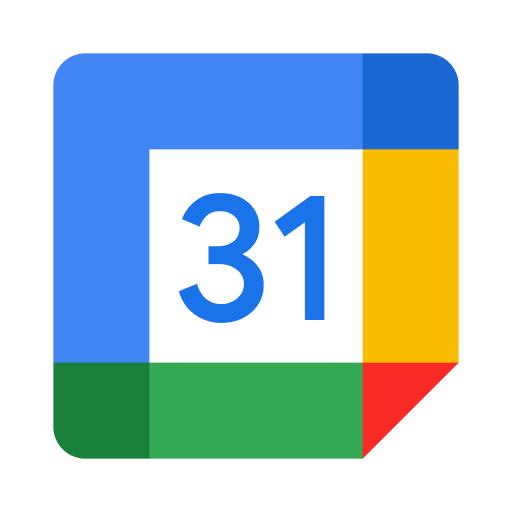 Logo for Google Calendar