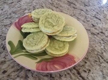 Key Lime Cookies Recipe