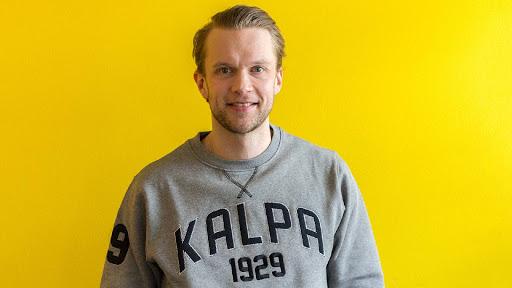 Kilpeläinen lähti KalPasta kaudella 2016-2017, samana keväänä hänet valittiin Liigan parhaaksi maalivahdiksi ja valinta All Stars -kentälliseen osui myös hänelle.