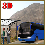 Extreme Hill Bus Driving Sim 1.0 Apk