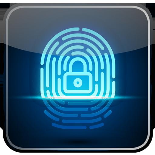 Fingerprint Lock Screen (Fake)
