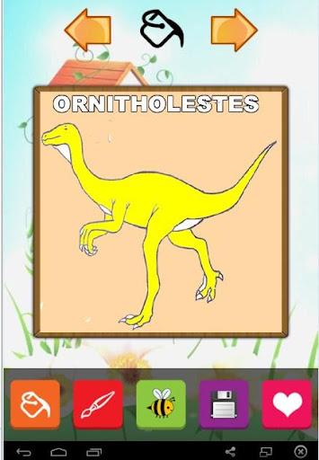 Jurassic Dino Coloring Book Screenshot 4