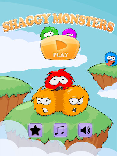 Shaggy Monsters Match 3