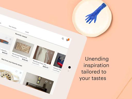 Etsy: Handmade & Vintage Goods Apk apps 12