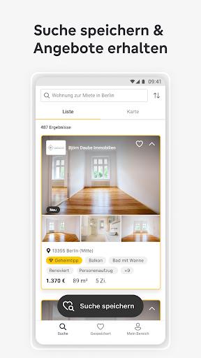 Immowelt - Immobilien, Wohnungen & Häuser  screenshots 2