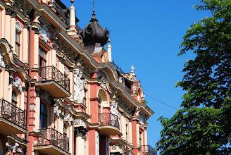 Photo: Вычурная архитектура Киева