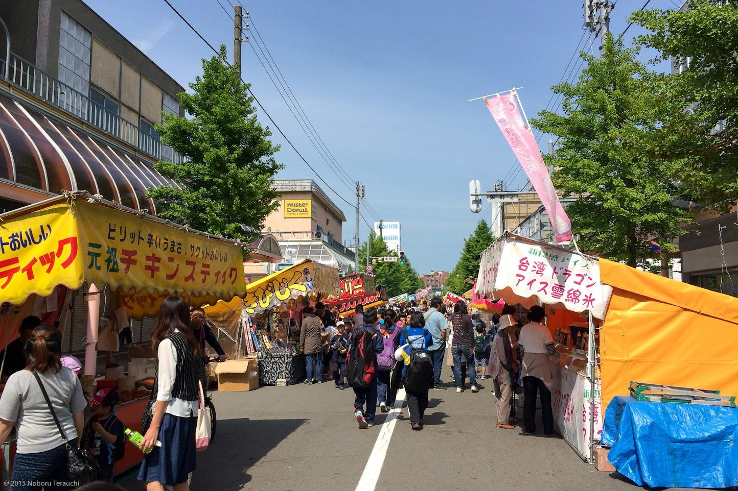 滝川神社春季例大祭