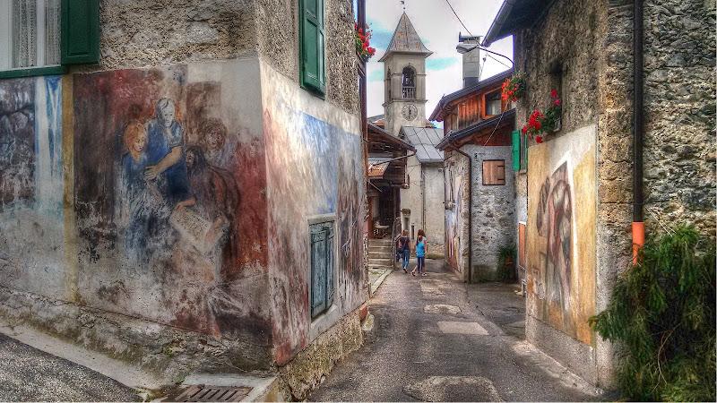 Cibiana e i suoi murales di bepi1969