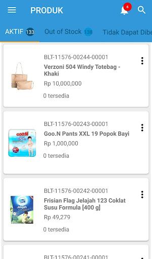 Blibli Seller App 3.16.0 screenshots 6