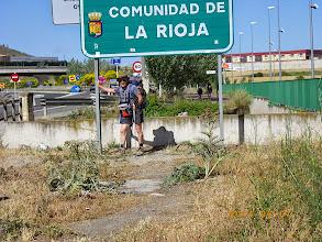 Photo: Passage en Rioja