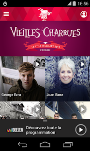 Les Vieilles Charrues 2015- screenshot thumbnail